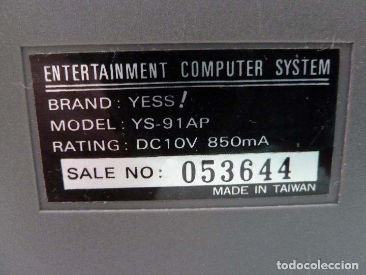 Videojuegos y Consolas: CONSOLA CLONICA NINTENDO NES - 3 - Foto 7 - 124776979