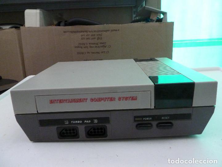 CONSOLA CLONICA NINTENDO NES - 5 (Juguetes - Videojuegos y Consolas - Nintendo - Nes)