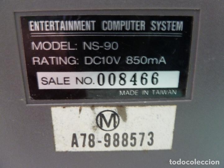 Videojuegos y Consolas: CONSOLA CLONICA NINTENDO NES - 5 - Foto 7 - 124780135