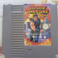 Videojuegos y Consolas: SHADOW WARRIORS NINJA GAIDEN.. Lote 125196834