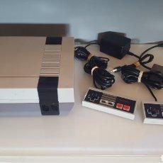 Videojuegos y Consolas: NINTENDO NES COMPLETA. Lote 139787914