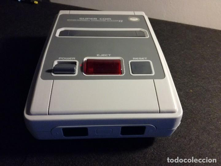 Videojuegos y Consolas: consola clonica nes forma super Nintendo japan - Foto 6 - 127777547