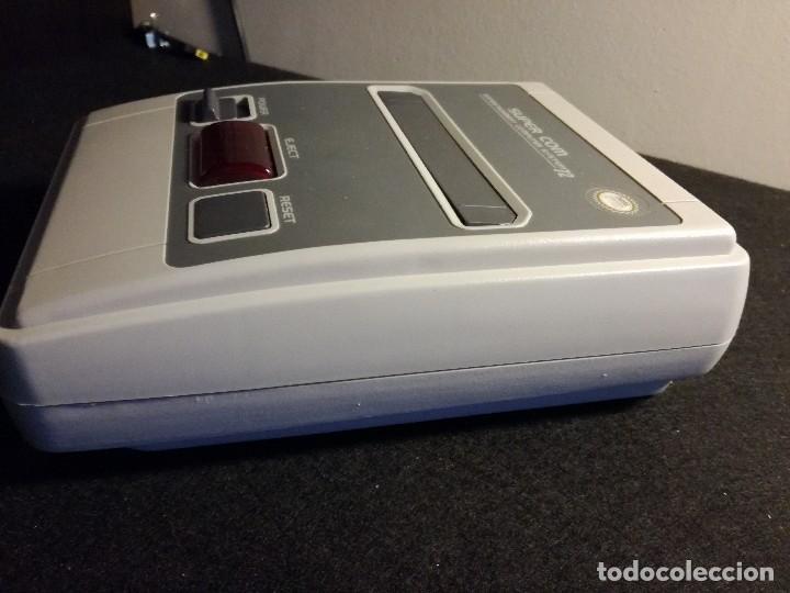 Videojuegos y Consolas: consola clonica nes forma super Nintendo japan - Foto 7 - 127777547