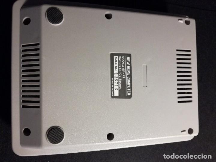 Videojuegos y Consolas: consola clonica nes forma super Nintendo japan - Foto 11 - 127777547