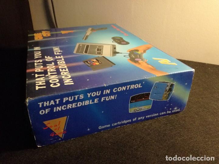 Videojuegos y Consolas: consola clonica nes forma super Nintendo japan - Foto 18 - 127777547