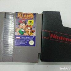 Videojuegos y Consolas: ADVENTURE ISLAND CLASSIC - NINTENDO NES - PAL ESP B -. Lote 127871791