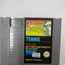 Videojuegos y Consolas: TENNIS - NINTENDO NES - PAL ESP B -. Lote 127871907