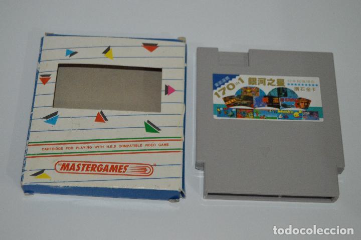 JUEGO CLONICA NINTENDO NES 170 (Juguetes - Videojuegos y Consolas - Nintendo - Nes)