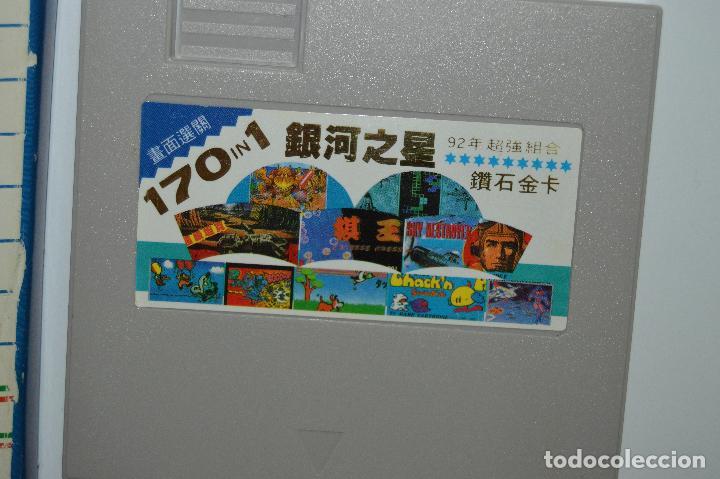Videojuegos y Consolas: Juego clonica nintendo nes 170 - Foto 3 - 128329475