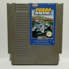 Videojuegos y Consolas: TURBO RACING NINTENDO NES. Lote 128360699