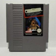 Videojuegos y Consolas: THE CHESSMASTER NINTENDO NES. Lote 128360823