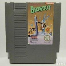 Videojuegos y Consolas: THE BUGS BUNNY BLOWOUT NINTENDO NES. Lote 128360899