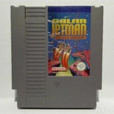 Videojuegos y Consolas: SOLAR JETMAN NINTENDO NES. Lote 128361043