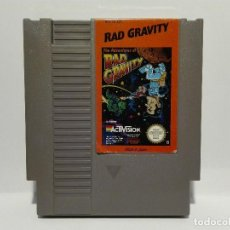 Videojuegos y Consolas: RAD GRAVITY NINTENDO NES. Lote 128361211