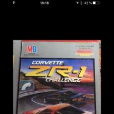 Videojuegos y Consolas: JUEGO NINTENDO NES ZR-1 PRECINTADO EN SU INTERIOR. Lote 128456254