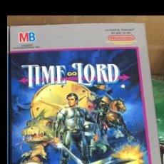 Videojuegos y Consolas: JUEGO NINTENDO NES TIME LORD PRECINTADO EN SU INTERIOR. Lote 128456546