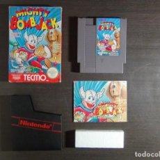 Videojuegos y Consolas: JUEGO CONSOLA NINTENDO NES MIGHTY BOMB JACK PAL ESPAÑA - MUY DIFICIL - BOMBJACK. Lote 129363055