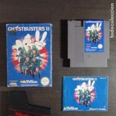 Videojuegos y Consolas: JUEGO CONSOLA NINTENDO NES GHOSTBUSTERS 2 NES PAL ESPAÑA. Lote 129364223