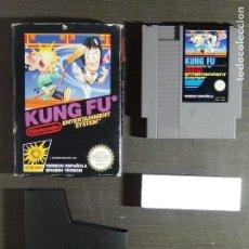 Videojuegos y Consolas: JUEGO CONSOLA NINTENDO NES KUNG FU PAL B ESPAÑA PAL ESPAÑA. Lote 129365011