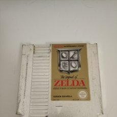 Videojuegos y Consolas: THE LEGEND OF THE ZELDA NES. Lote 130824092