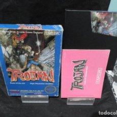 Videojuegos y Consolas: JUEGO TROJAN NINTENDO NES. Lote 131000464