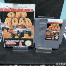 Videojuegos y Consolas: JUEGO SUPER OFF ROAD SIN MANUAL NINTENDO NES. Lote 131000676