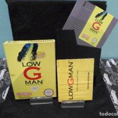 Videojuegos y Consolas: JUEGO LOW G MAN NINTENDO NES. Lote 131000796