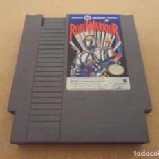 Videojuegos y Consolas: ROBOWARRIOR NINTENDO NES (VER DESCRIPCIÓN). Lote 103450807