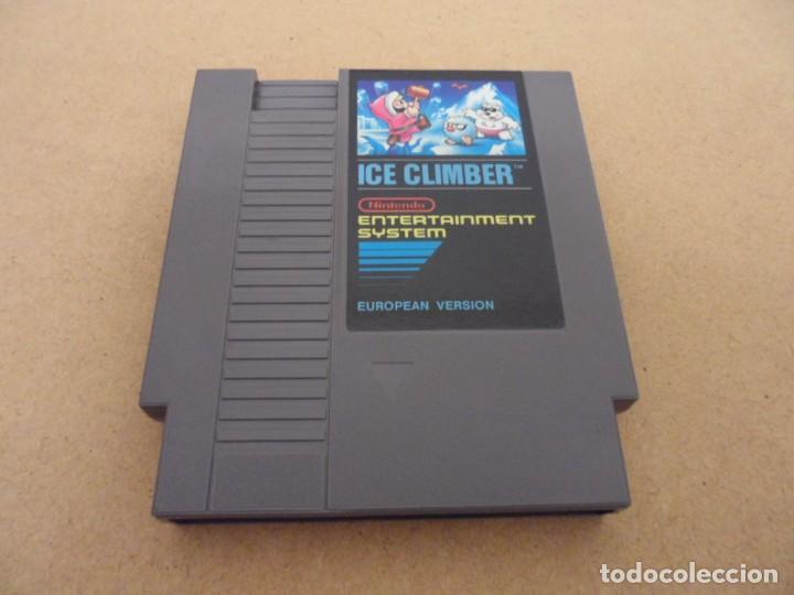2 Juegos Nintendo Nes Ice Climber Robowarrior Comprar Videojuegos