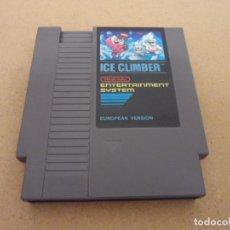 Videojuegos y Consolas: 2 JUEGOS NINTENDO NES ICE CLIMBER, ROBOWARRIOR (VER DESCRIPCIÓN). Lote 131466662