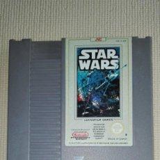 Videojuegos y Consolas: JUEGO NINTENDO NES STAR WARS. Lote 132356218