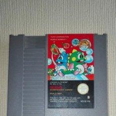 Videojuegos y Consolas: JUEGO NINTENDO NES BUBBLE BOBBLE. Lote 132356318