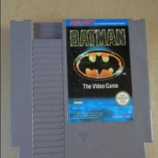 Videogiochi e Consoli: NINTENDO NES ~ BATMAN ~ PAL / EUROPA - SOLO CARTUCHO. Lote 132942462