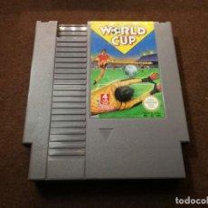 Videojuegos y Consolas: JUEGO NINTENDO WORLD CUP NES. Lote 135110950