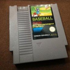 Videojuegos y Consolas: JUEGO NINTENDO BASEBALL NES. Lote 135111238