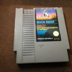 Videojuegos y Consolas - juego Nintendo MACH RIDER nes - 135111618