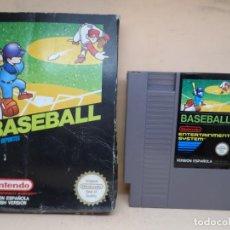 Videojuegos y Consolas: NINTENDO NES BASEBALL PAL B ESP. Lote 135117190