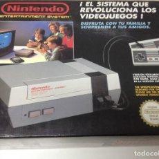 Videojuegos y Consolas: CONSOLA NINTENDO NES VERSION ESPAÑOLA. Lote 135528466