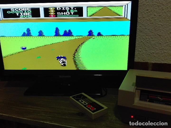 Videojuegos y Consolas: Mach Rider Nintendo NES - Foto 6 - 135819338