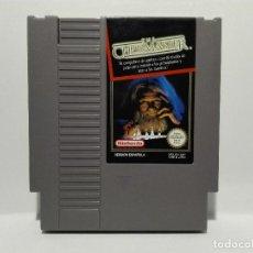 Videojuegos y Consolas: THE CHESSMASTER NINTENDO NES. Lote 135820658