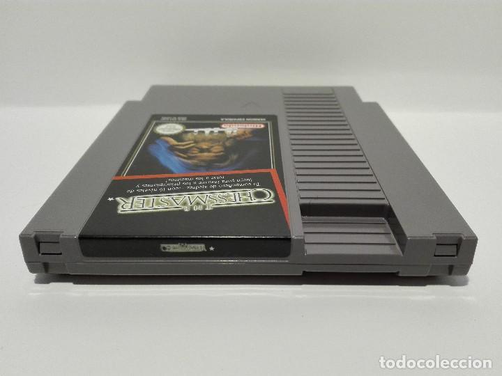 Videojuegos y Consolas: The ChessMaster Nintendo NES - Foto 3 - 135820658