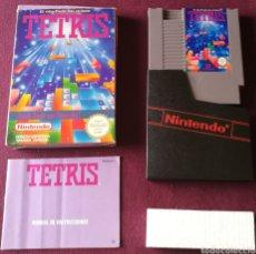 Videojuegos y Consolas: TETRIS NINTENDO NES !! MITICO BUEN ESTADO COMPLETO Y DIFICILISIMO !! ESCUCHO OFERTAS SERIAS!!. Lote 136128261