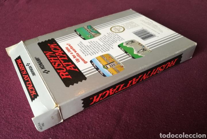 Videojuegos y Consolas: RUSHN ATTACK NINTENDO NES ! MITICO BUEN ESTADO COMPLETO Y DIFICILISIMO ! ESCUCHO OFERTAS SERIAS! - Foto 3 - 217379265