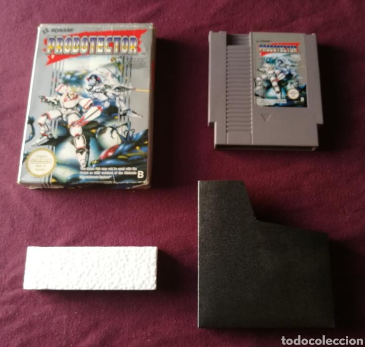 PROBOTECTOR NINTENDO NES ! MITICO BUEN ESTADO Y DIFICILISIMO ! ESCUCHO OFERTAS SERIAS! (Juguetes - Videojuegos y Consolas - Nintendo - Nes)