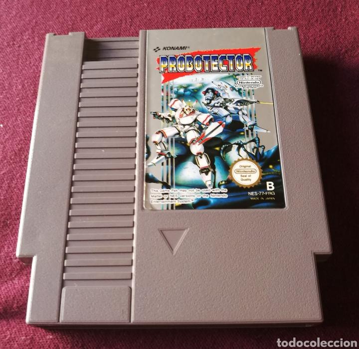 Videojuegos y Consolas: PROBOTECTOR NINTENDO NES ! MITICO BUEN ESTADO Y DIFICILISIMO ! ESCUCHO OFERTAS SERIAS! - Foto 3 - 136138102