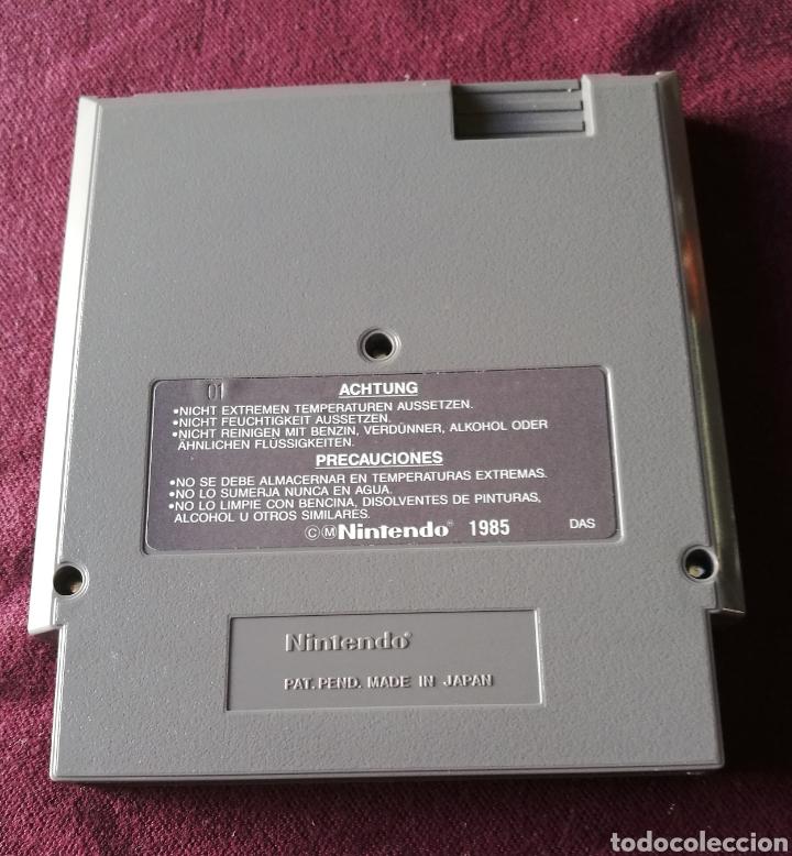 Videojuegos y Consolas: PROBOTECTOR NINTENDO NES ! MITICO BUEN ESTADO Y DIFICILISIMO ! ESCUCHO OFERTAS SERIAS! - Foto 4 - 136138102