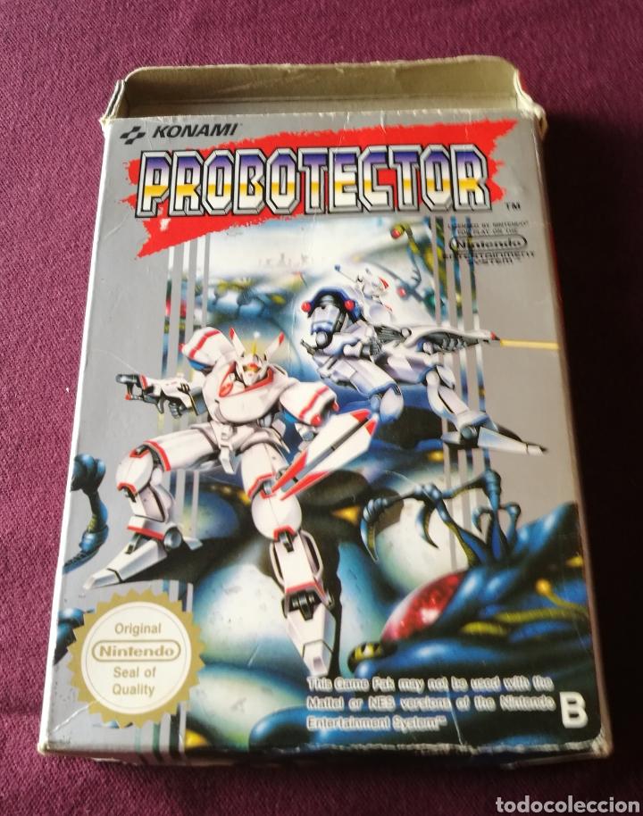 Videojuegos y Consolas: PROBOTECTOR NINTENDO NES ! MITICO BUEN ESTADO Y DIFICILISIMO ! ESCUCHO OFERTAS SERIAS! - Foto 5 - 136138102