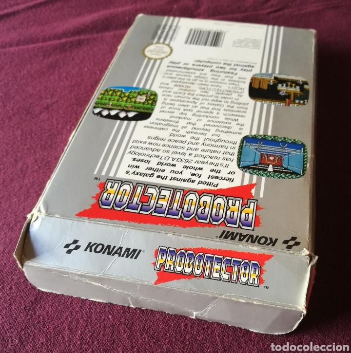 Videojuegos y Consolas: PROBOTECTOR NINTENDO NES ! MITICO BUEN ESTADO Y DIFICILISIMO ! ESCUCHO OFERTAS SERIAS! - Foto 7 - 136138102
