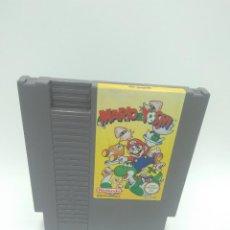 Videojuegos y Consolas: MARIO & YOSHI NES VERSION ESPAÑOLA. Lote 137236318