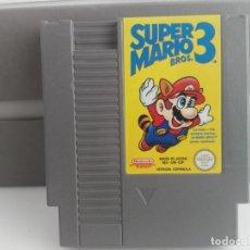 Videojuegos y Consolas: JUEGO PARA NINTENDO NES SUPER MARIO BROS 3 . Lote 138105326